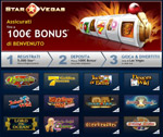 Star Vegas Italiano Casino