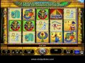 Watch a video of Pharaohs Fortune 15line IGT